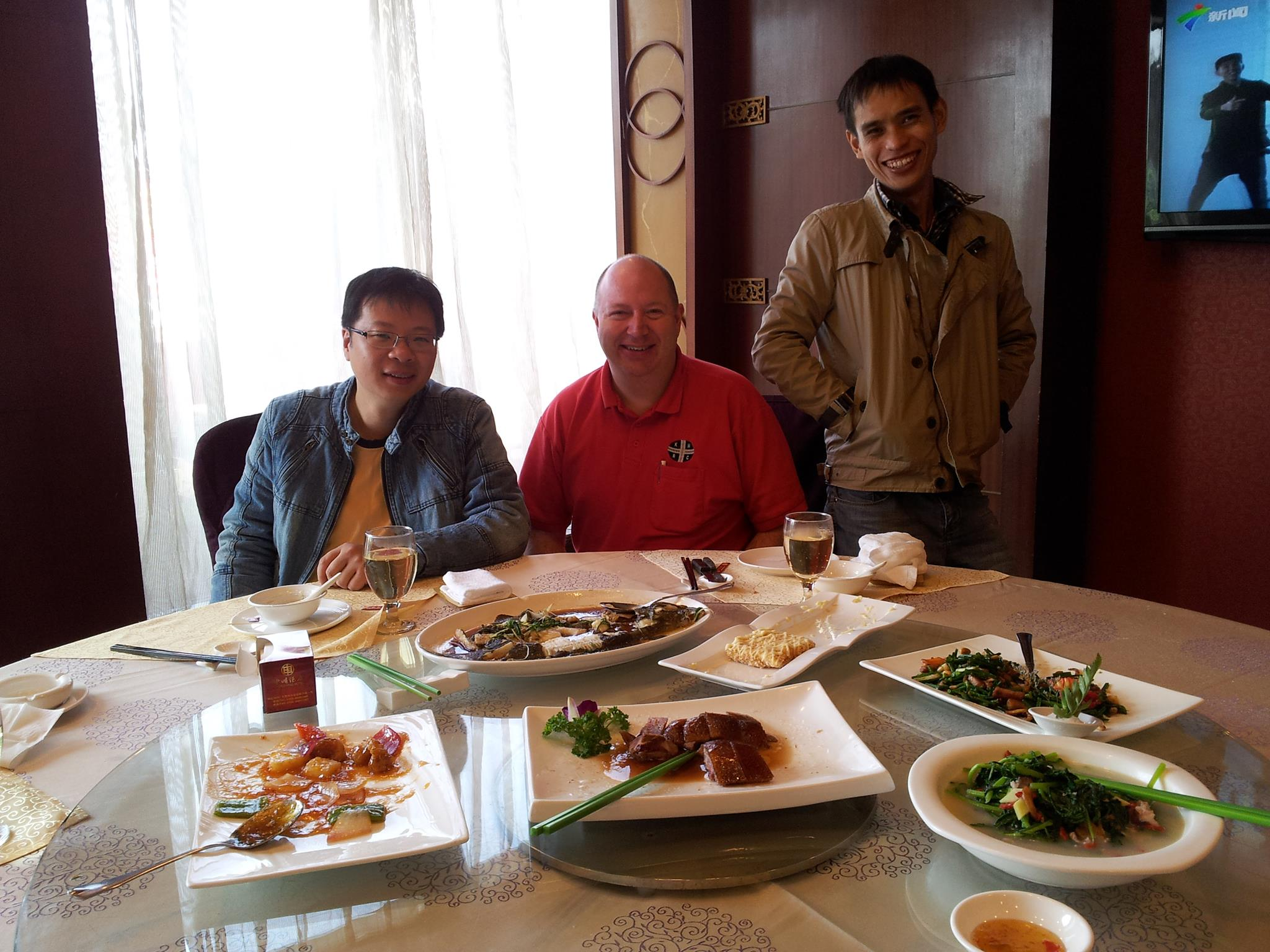 Chinese Meal Image