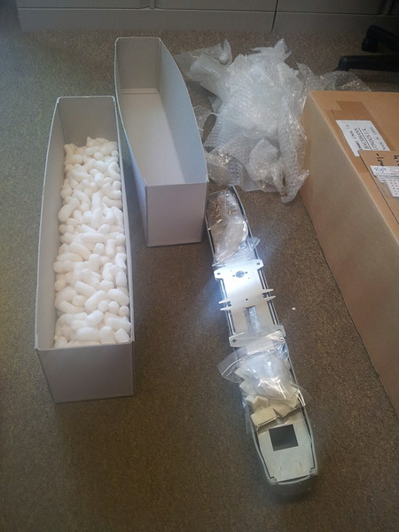 D6xx Model Being Packed Image