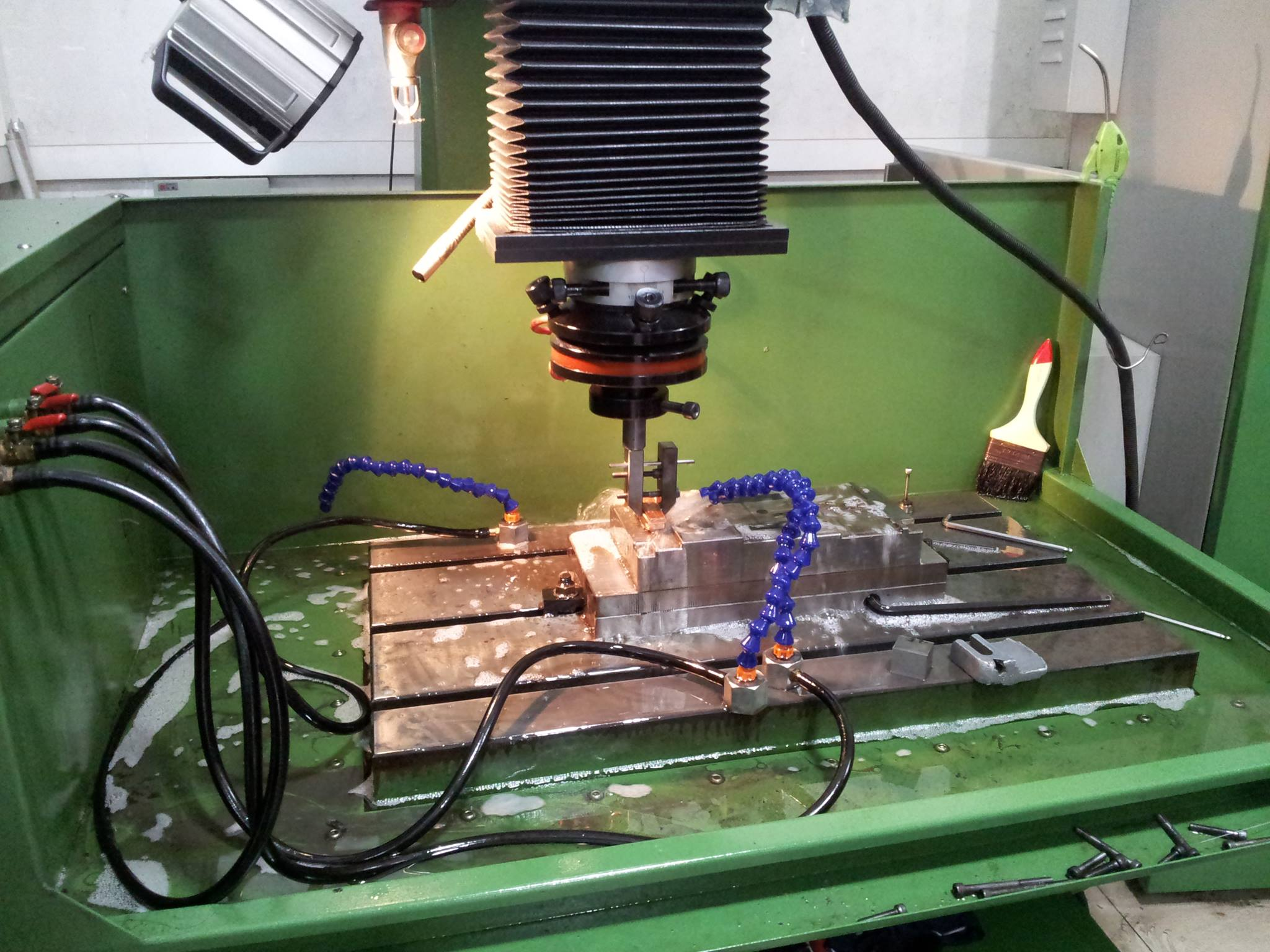 Tooling Room Image